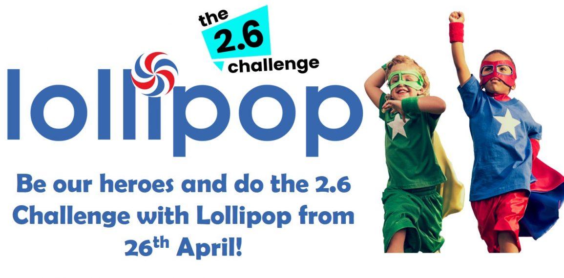 Lollipop 2.6 Challenge Banner